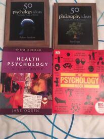 Psychology Book Bundle
