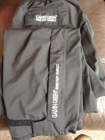 Galvin green waterproof trousers