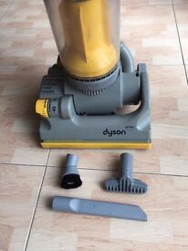 Dyson bagless Vacuum with all tools& washable filter.