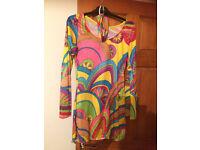 Ladies sixties- style dress (size 10/12)