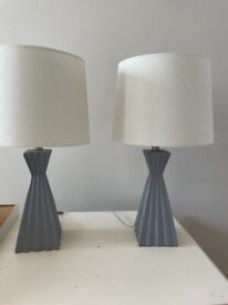 Matching Lamps for sale