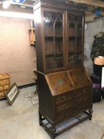 Antique Display bureau