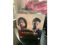 Supernatural Complete TV Series 1-10 DVD Boxset