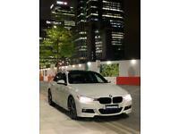 BMW 320d MSport (White)