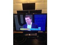 "22"" LOGIK TV with freeveiw"