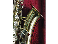BOOSEY AND HAWKES TENOR SAX0PHONE 400