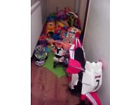 MASSIVE bundle of baby toys