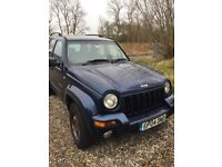 Jeep Cherokee, diesel, good condition