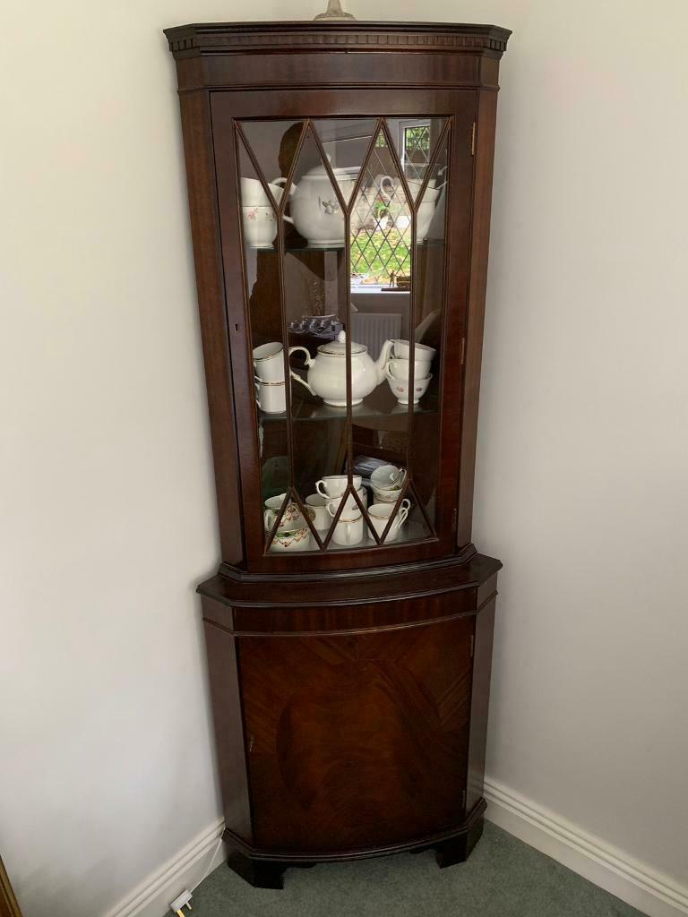 Light up Corner unit , immaculate condition   in Sketty ...