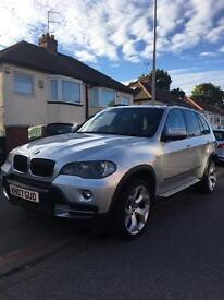 BMW X5 E70 3.0 Diesel Automatic 7 seater