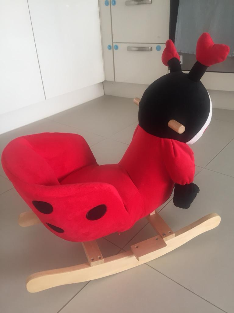 Lady Bird Rocking Chair