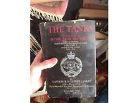 Two books on tanks