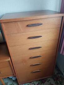 Austinsuite bedroom furniture like g plan Danish teak