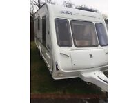 Compass rally gte special edition 2 berth electric mover 2000 year