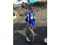2010 Yamaha wr great condition 5 months MOT