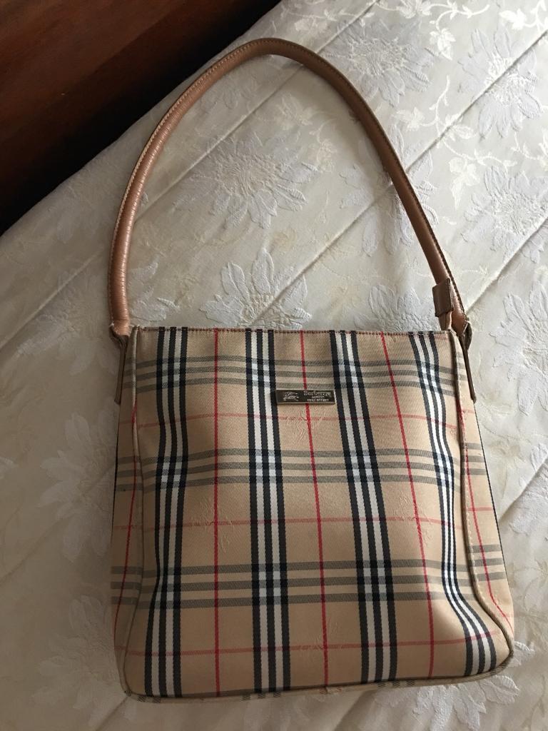 Genuine Burberry bag. SOLD  5addca642ef77