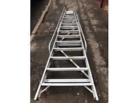 Ramsay Aluminium Mobile Ladders 3.8 Meters