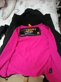 Superdry coat medium