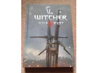 The Witcher 3. Wild Hunt Book collectors edition.Official game guide.