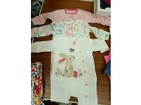 2 Next 3 Pack Sleepsuits Brand New