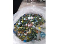 Marbles for sale, so many too!!