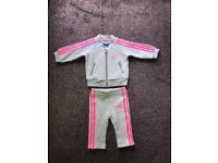 Baby Girls Adidas Tracksuits💕