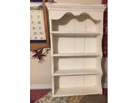 Lovely shabby chic shelves suit kitchen bathroom etc