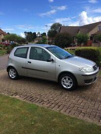 Fiat, PUNTO, Hatchback, 2005, Manual, 1242 (cc), 3 doors