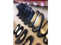 Wow. 8. Pairs shoes £50 only uk size 3