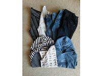 Bundle of Boys Clothes, Age 9-10 (8 Items)