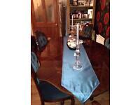Italian table & 5 chairs