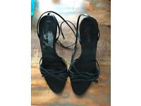 Black Size 6 Principles Sandals