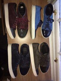 Lanvin trainers Size 8