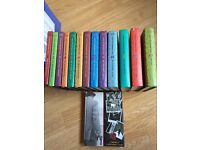 Lemony snicket A series of unfortunate events 1-13 Good condition
