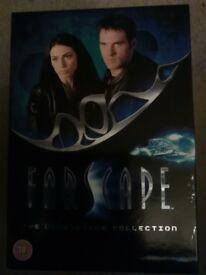 farscape dvd box set