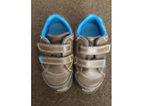 Clarks boys shoes 6F