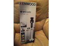 BNIB Kenwood Tri-Blade Hand Blender HB710