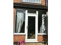 Patio door and windows PVC double glazed