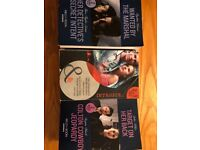 3 x Double Mills & Boon Romance Books ~ 6 Sizzling Novels!