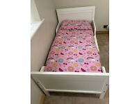 IKEA EX FRAME WITH SLATTED BED BASE