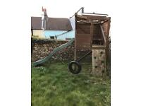 Free treehouse climbing frame - now gone