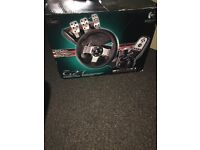 G27 RACING WHEEL WITH STAND