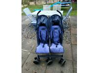 MacLaren Double Buggy