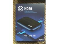 Elgato HD60 (like new)