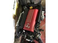 Fiat 500/595 abarth engine 13k