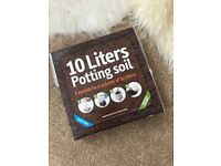 10L Compact Potting Soil