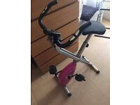 Opti Folding Exercise Bike, nearly new! (Indoor Bike / Bicycle)