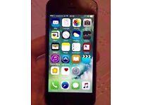 iPhone 5s 16gb Black & Grey Vodaphone Sim locked