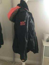 Superdry Wind Parka. Women's Small.