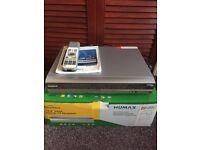 Humax Twin Tuner PVR9200TS Digital TV recorder
